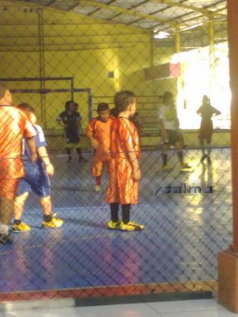 Futsal, serius apa bengong ;)