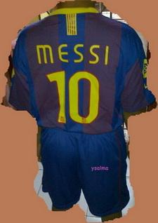 Baju Bola sesuai yang diinginkan :)