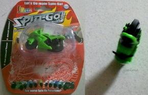 Mainan Spin Go yang diinginkan.
