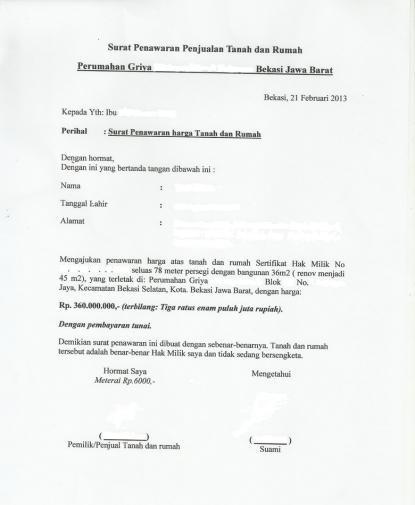 "<p><img title=""Contoh Surat Penawaran Rumah dan Tanah"" src=""https://ysalma.files.wordpress.com/2014/02/contoh-surat-penawaran-rumah-dan-tanah.png""; alt=""Contoh Surat Penawaran Jual Property""/></p>"