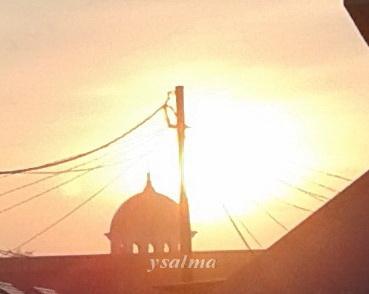 Matahari Terbit(Sunrise)