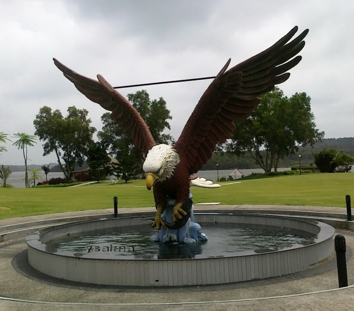 Monument Elang