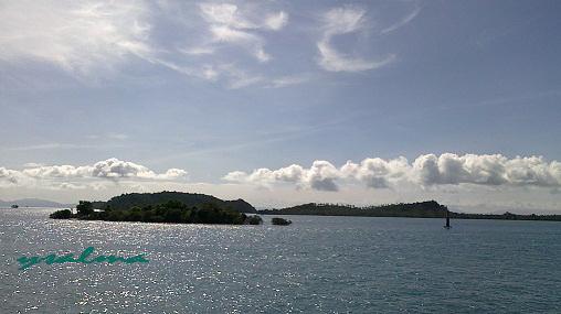 Langit Biru dan Awan