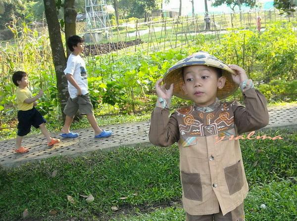 Anak dan Kebun