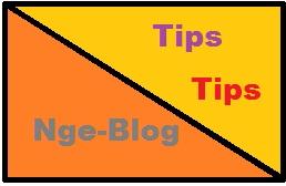 Tips-NgeBlog