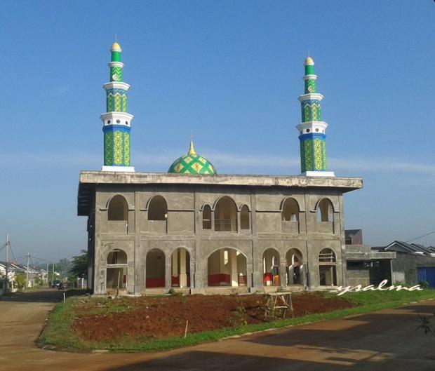Masjid Rabiatul Al Adawiyah