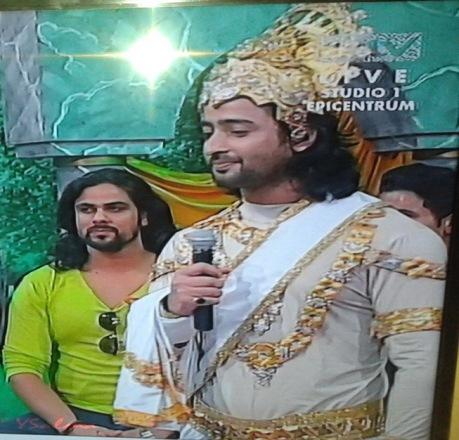 Arjuna dan Duryodhana