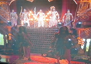 7 Bintang Mahabharata, Pandawa, Karna & Duryodhana