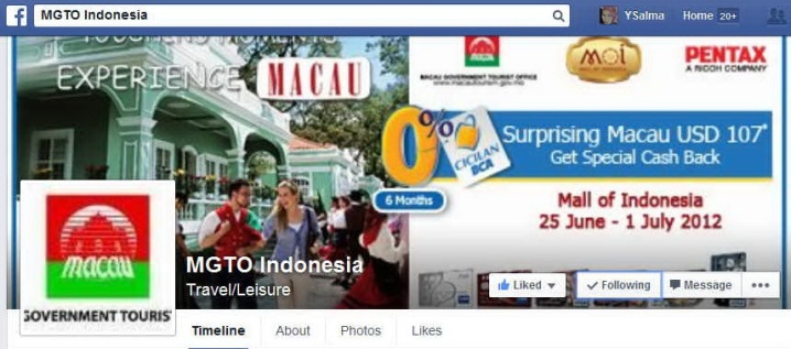 bukti follow FB MGTO Indonesia