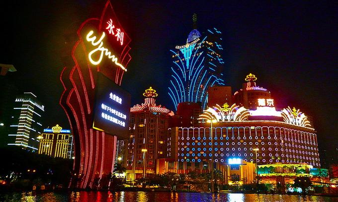 Macau-Night