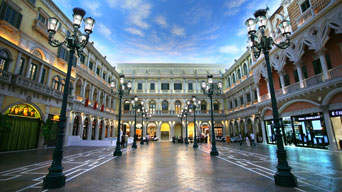 Macau Shoppes Grand Canal