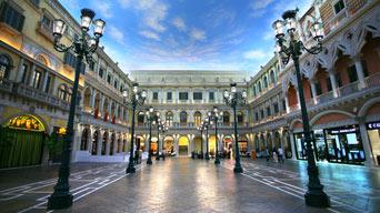 Macau Shoppes Grand Canal