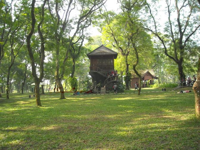 Rumah Pohon Mekarsari