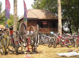 Sepeda Istirahat