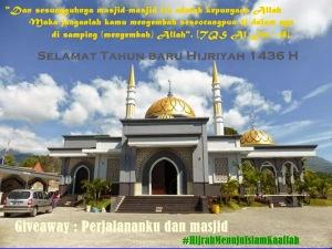 banner lomba perjalanan masjid
