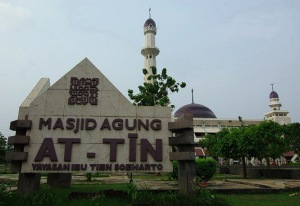 Masjid Agung At Tin
