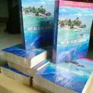 Buku Hati Ibu Seluas Samudera