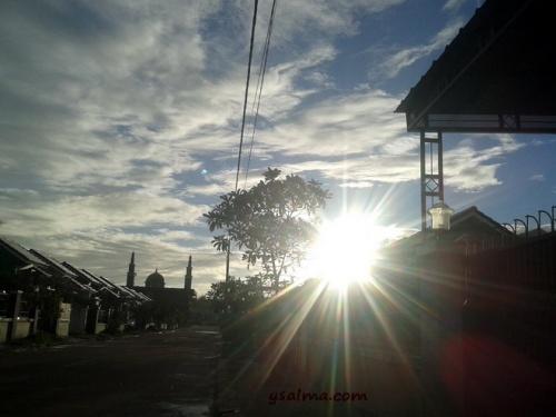 Matahari Pagi
