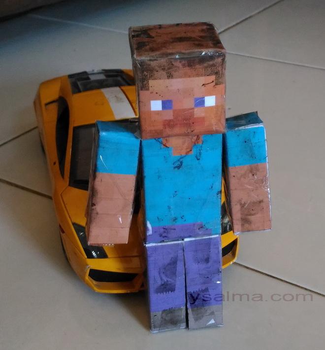 Minecraft Kreasi