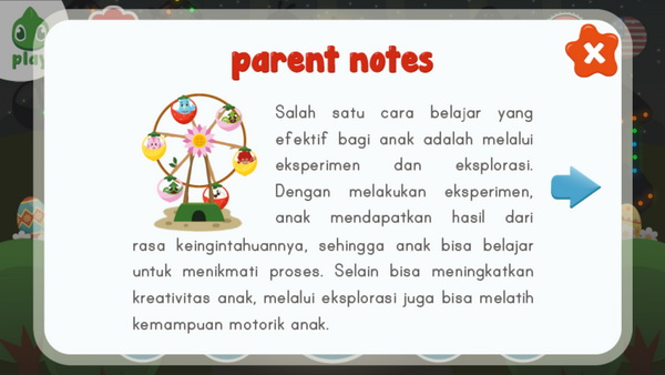 Taman Bermain Boci Catatan Buat Orangtua