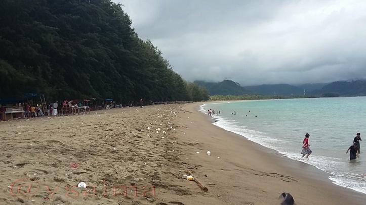 Pantai Sago Painan Pesisir Selatan