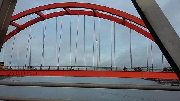 Catatan Mudik 2016 Jembatan di Palembang