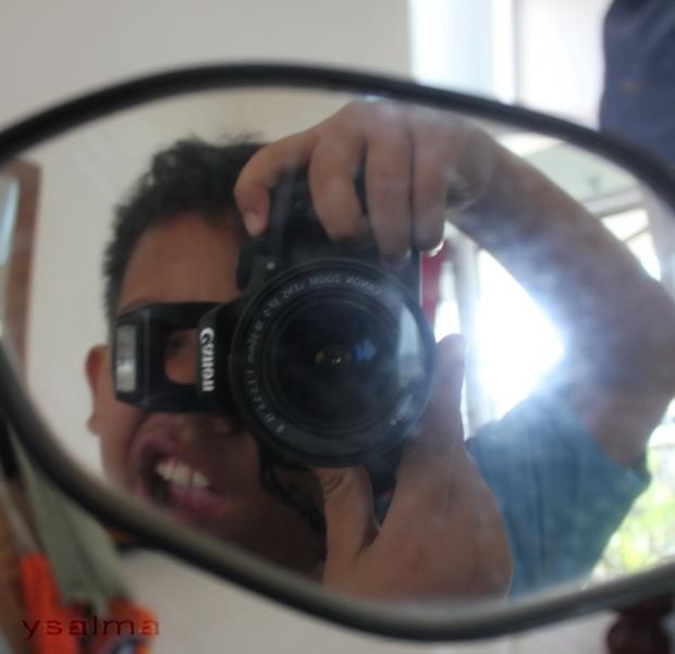 Photo Challenge Mirror