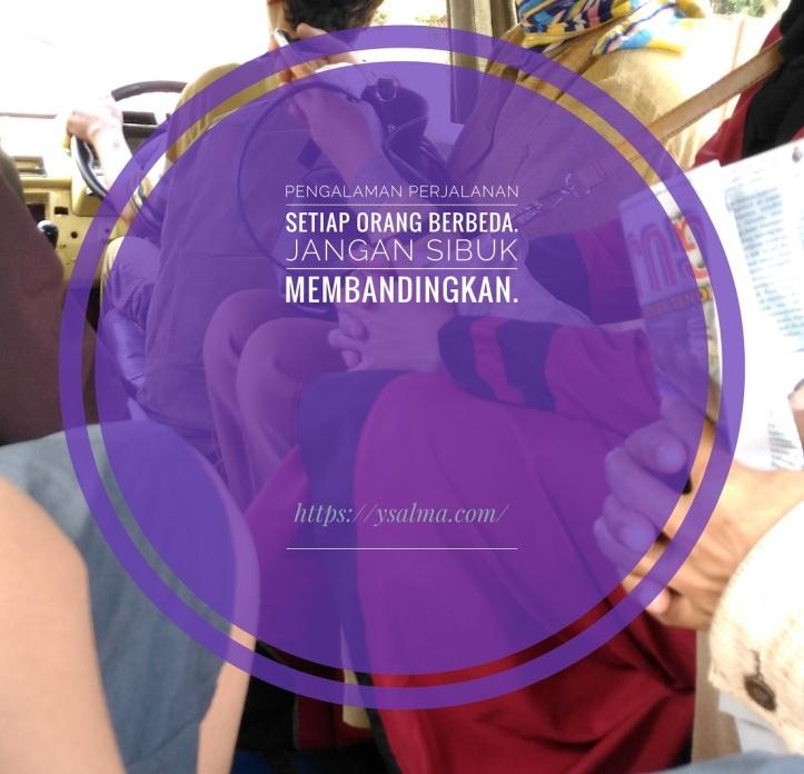 Cerita Perjalanan Naik Angkot