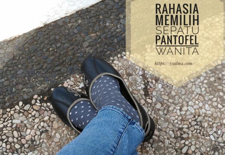 Rahasia Memilih Sepatu Pantofel