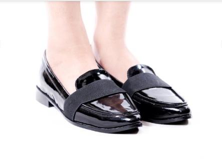 Sepatu Pantofel Jackson Loafers - FairyBerry - 28513