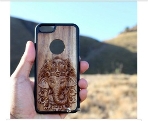 Ponsel Menyatu dengan sumbernya pengetahuan, Ganesha