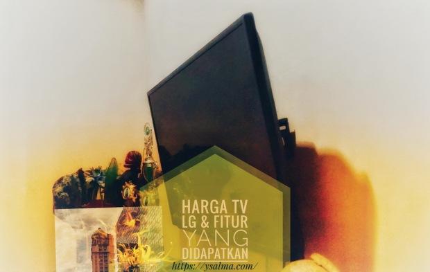 Harga TV LG dan Fitur Yang Didapat - ysalma