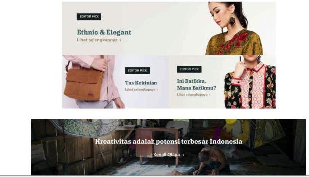 Produk Handmade Qlapa Unik dan Elegan