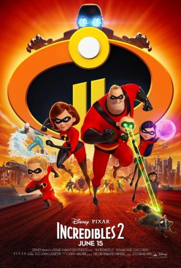 The Incredibles 2 Pixar - YSalma