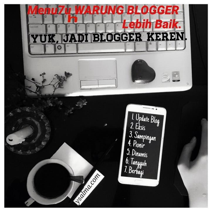 Yuk Jadi Blogger Keren - YSalma