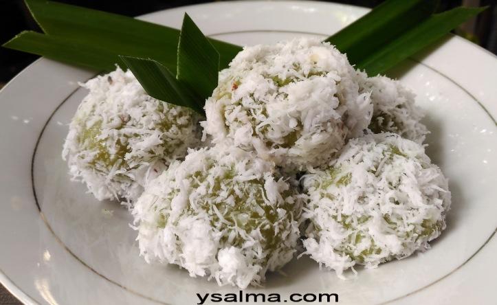 Resep Onde-Onde Padang Maknyus_YSalma