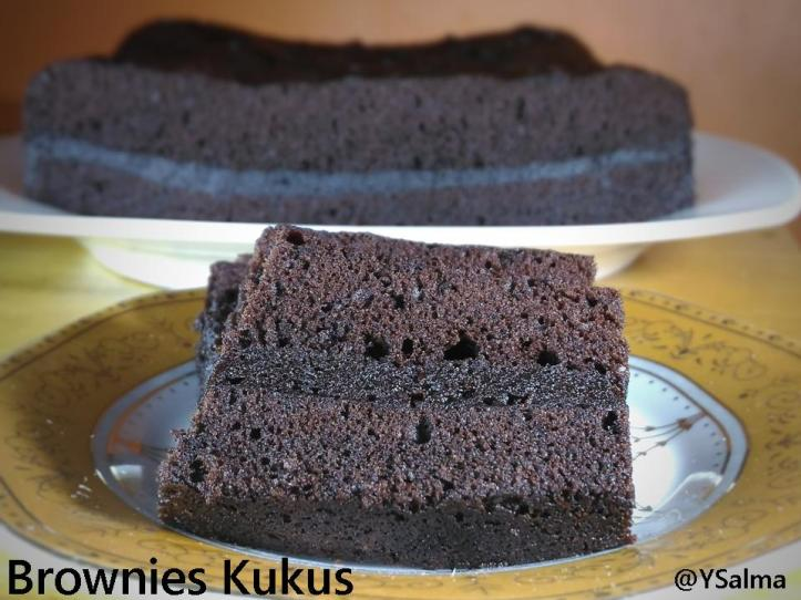 Catatan Resep Brownies Kukus No Mixer_YSalma