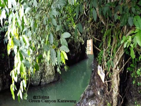 Green Canyon Karawang ALiran_YSalma