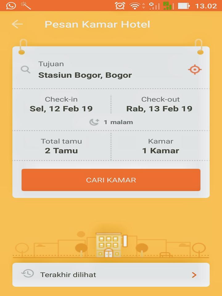 Hotel Murah dekat Stasiun Bogor Pegipegi_YSalma