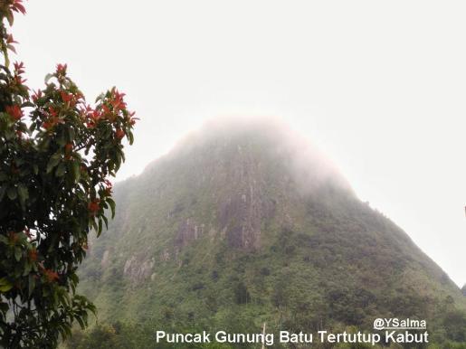 Kabut Puncak Gunung Batu Jonggol_YSalma