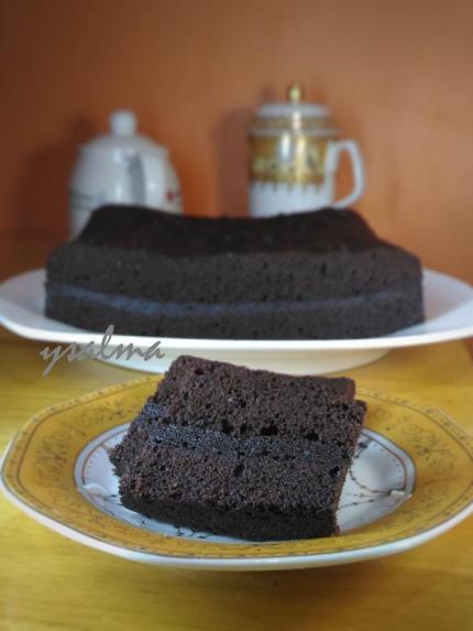 Resep Brownies Kukus Lembut Nagih_YSalma