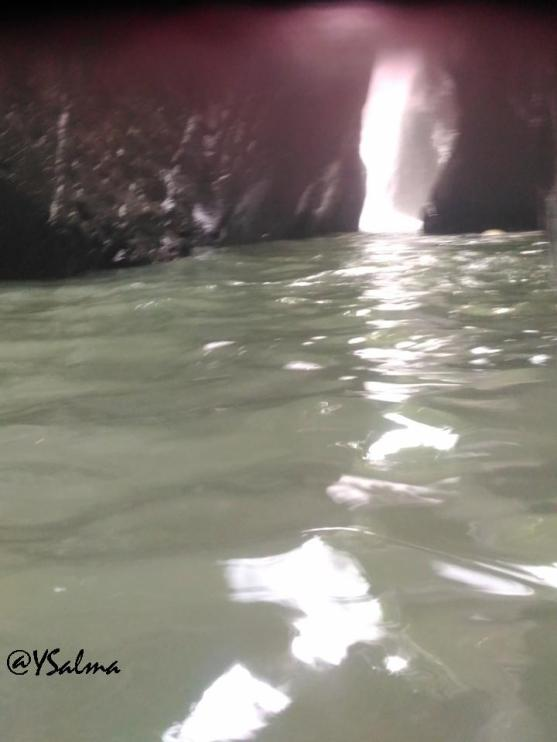 Curug Tersembunyi di Balik Bebatuan Green Canyon Karawang_YSalma