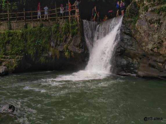 Jeram Air Curug Ciomas Green Canyon_YSalma