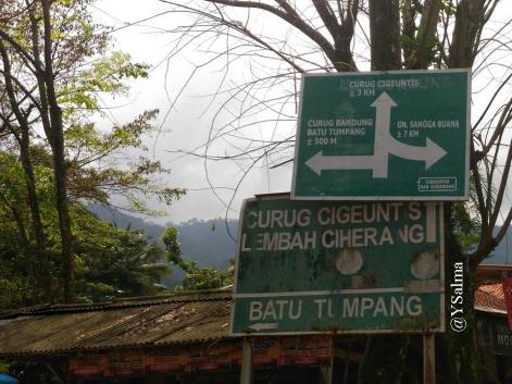 Lokasi Parkiran Bayangan Curug Cigeuntis Karawang_YSalma