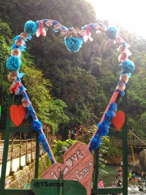 Photo Booth Green Canyon Karawang_YSalma