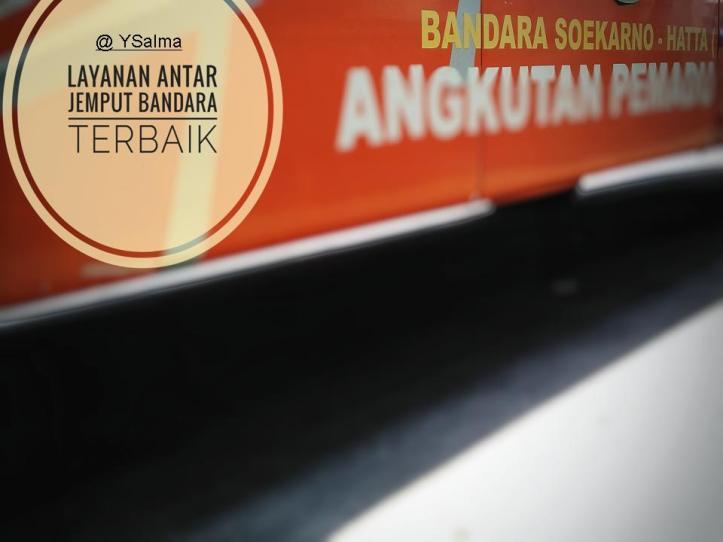 Bus Bandara Antar Jemput Transportasi Pilihan
