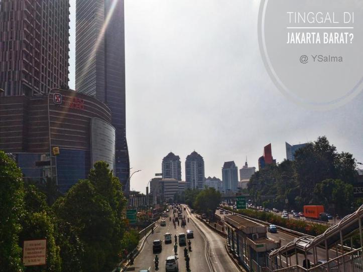 Jakarta Barat View