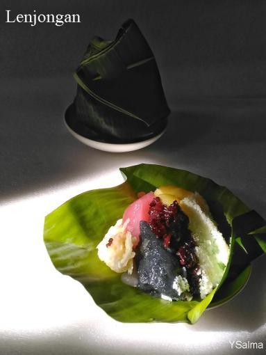 Lenjongan Camilan Tradisional Jawa