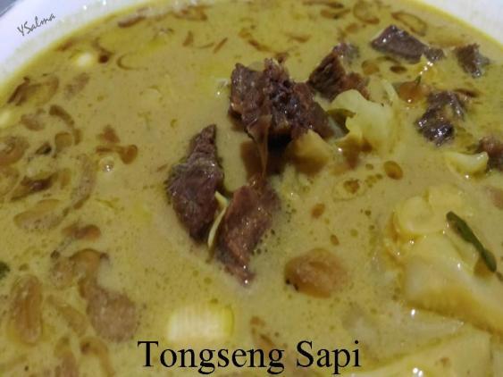 Tongseng Salah Satu Makanan Khas Solo