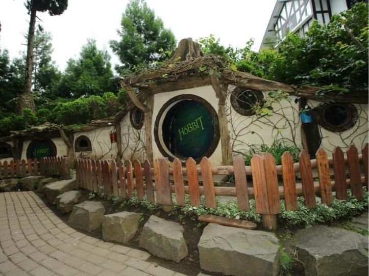 Rumah-Hobbit-Farm-House-Bandung